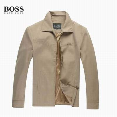 Veste velours homme hugo boss