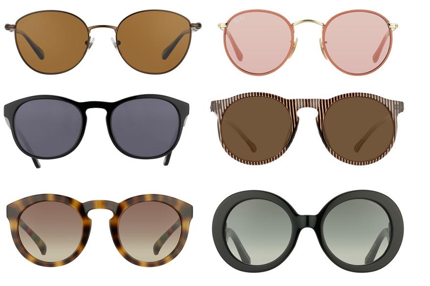 lunettes rondes paul and joe lunettes rondes homme ecaille. Black Bedroom Furniture Sets. Home Design Ideas